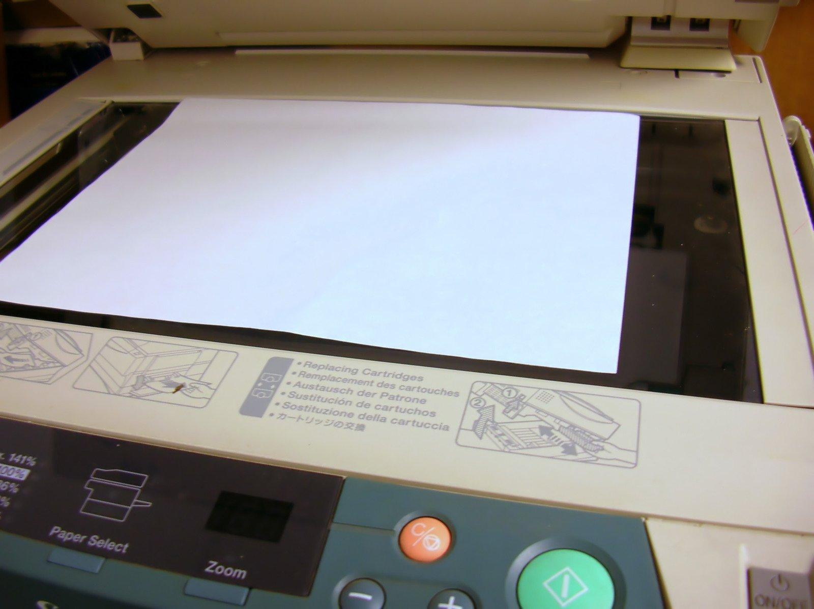 nowoczesna drukarka laserowa